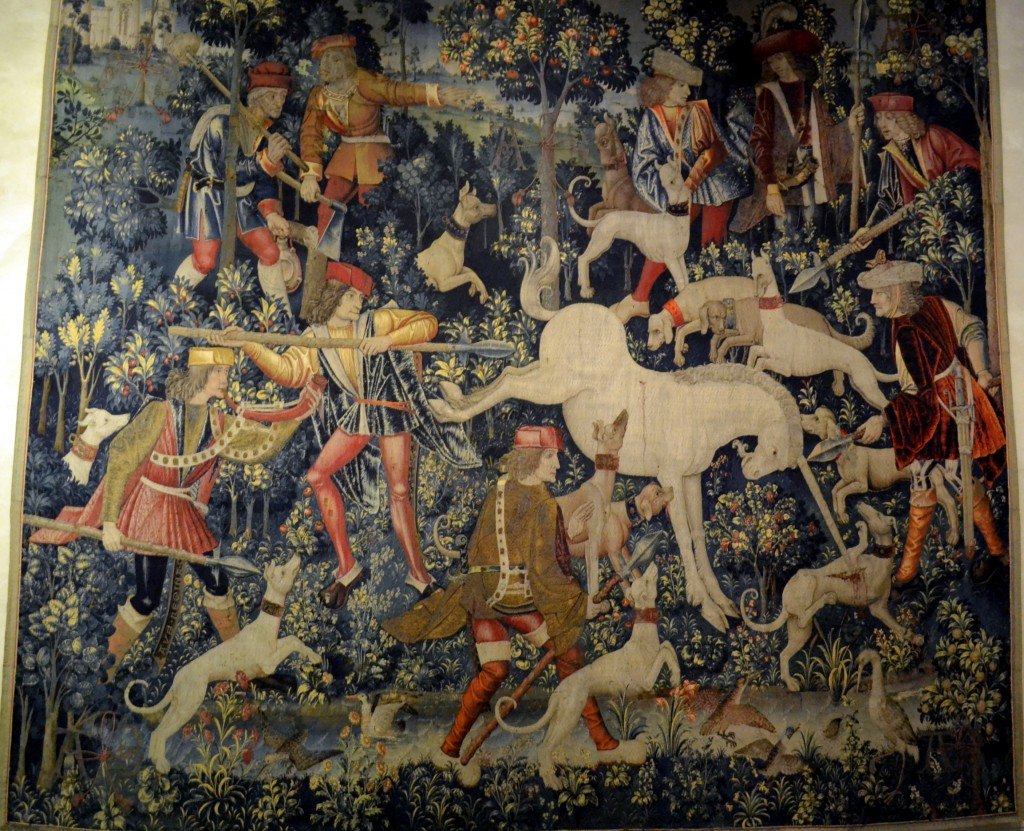 Cloisters Tapestry