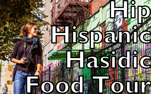 Williamsburg, Brooklyn: Hip, Hispanic and Hasidic – Food Tour